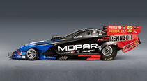 DODGE CHARGER SRT HELLCAT NHRA FUNNY CAR