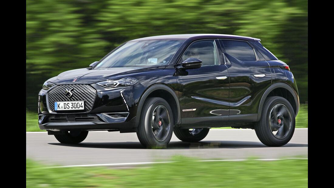 DS 3 Crossback, Best Cars 2020, Kategorie I Kompakte SUV/Geländewagen
