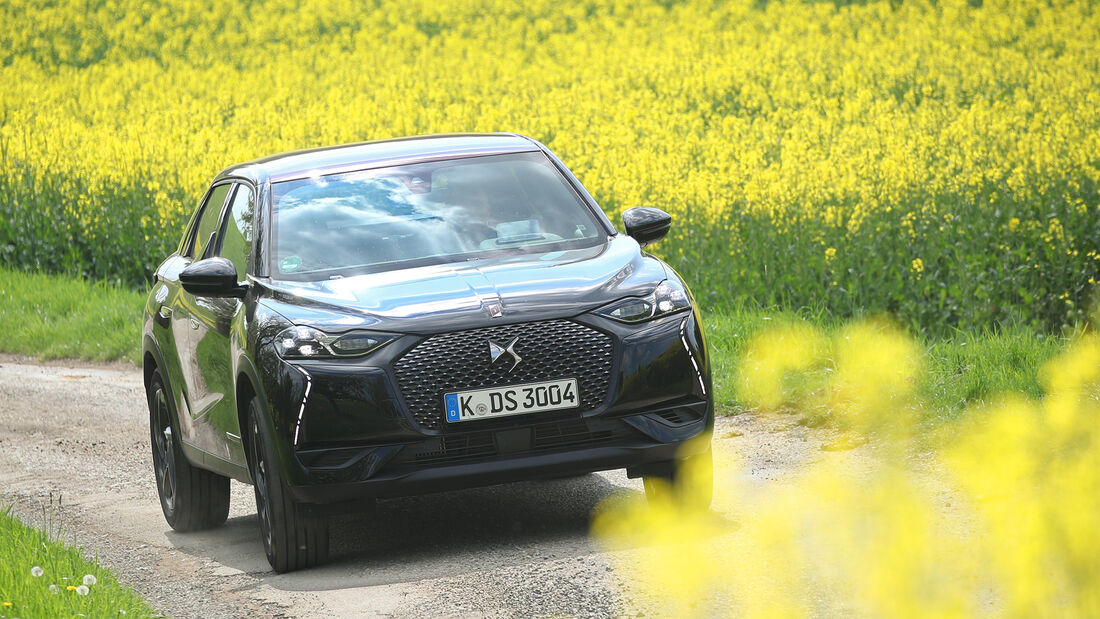 DS 3 Crossback Pure Tech 130