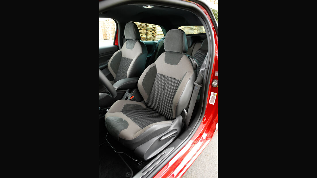 DS 3, Fahrersitz