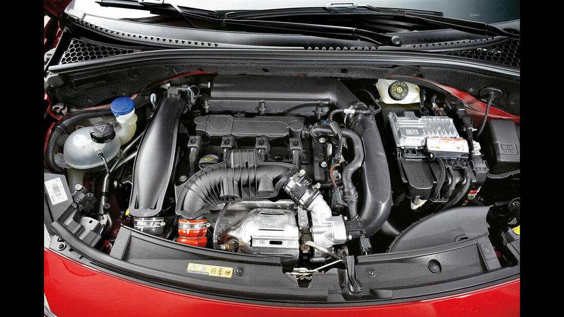 DS 3, Motor