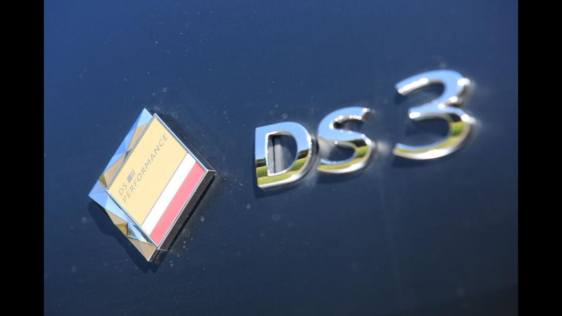 DS 3 THP 208, Typenbezeichnung
