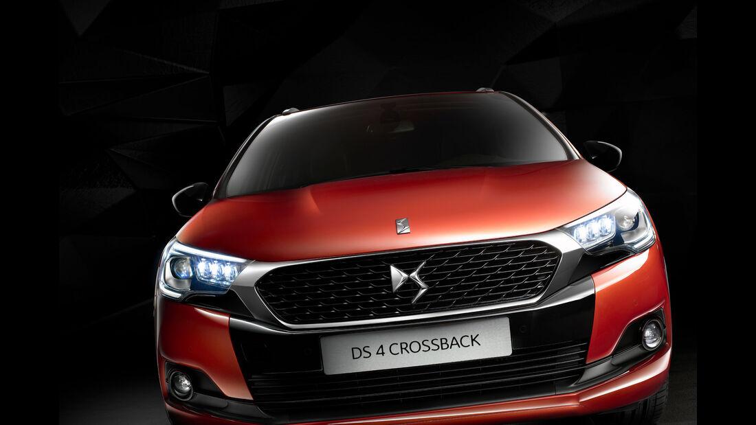 DS 4 Crossback - Kompaktklasse