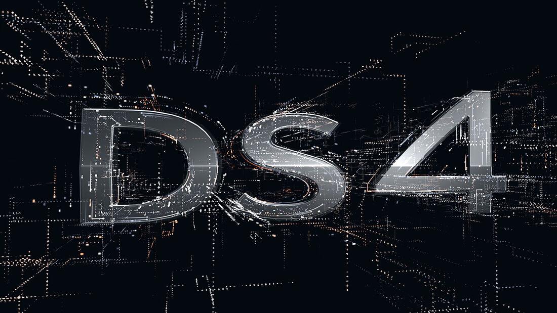 DS 4 E-Tense Europa