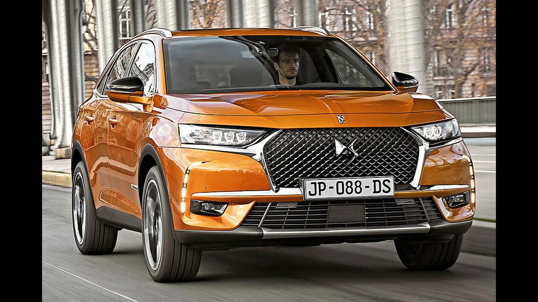 DS 7 Crossback, Best Cars 2020, Kategorie K Große SUV/Geländewagen
