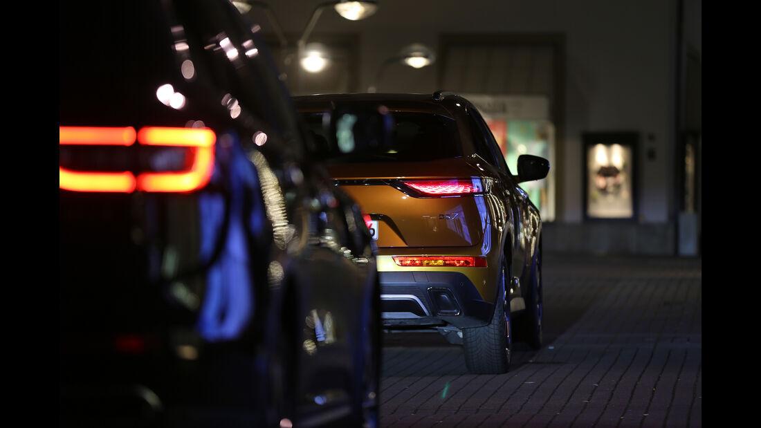 DS 7 Crossback BlueHDi 180, Renault Koleos dCi 175 4WD, Exterieur