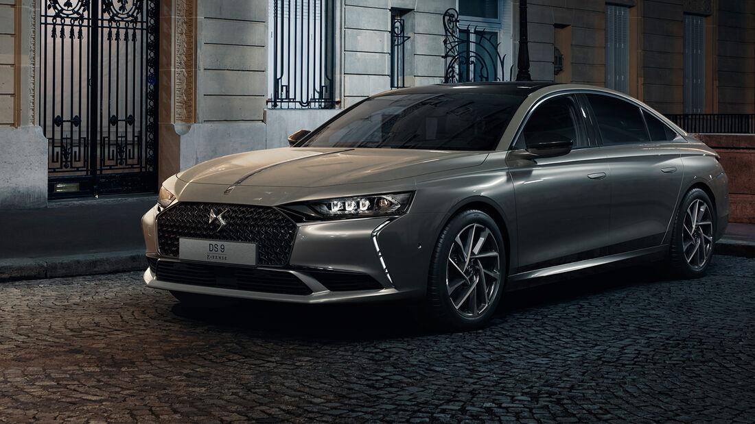 DS 9 Limousine Modelljahr 2021