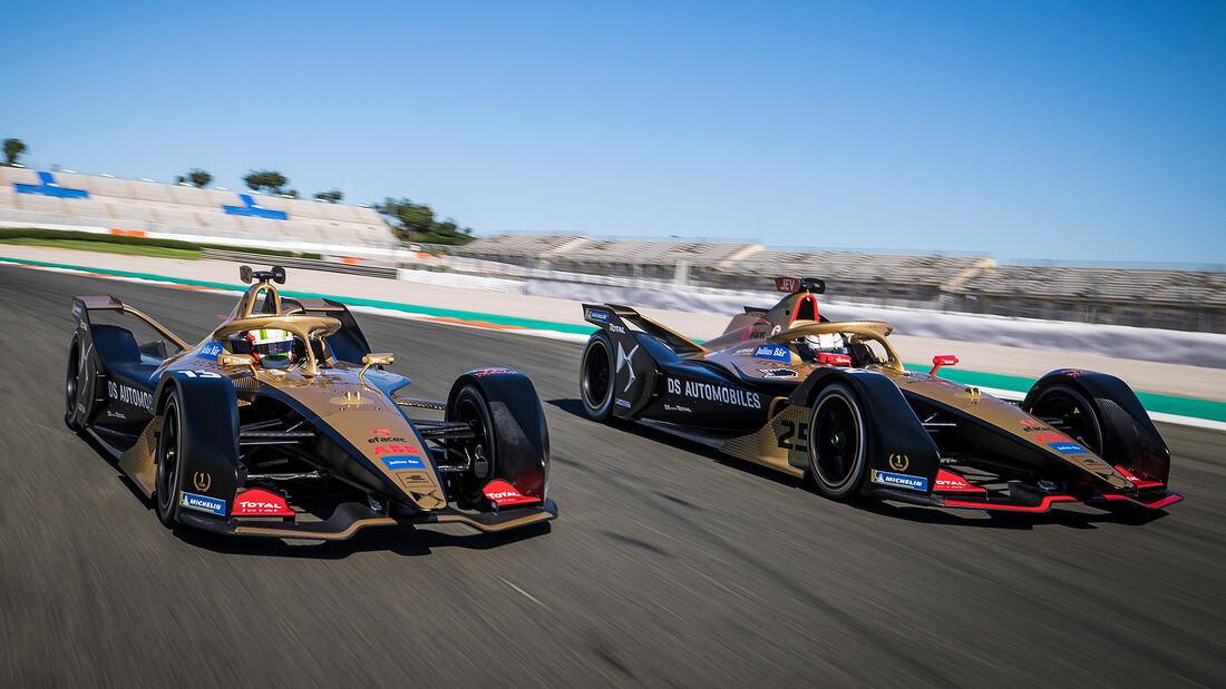 DS Techeetah - Formel E - 2019