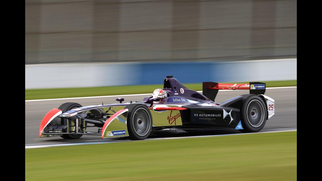 DS Virgin - Formel E 2015