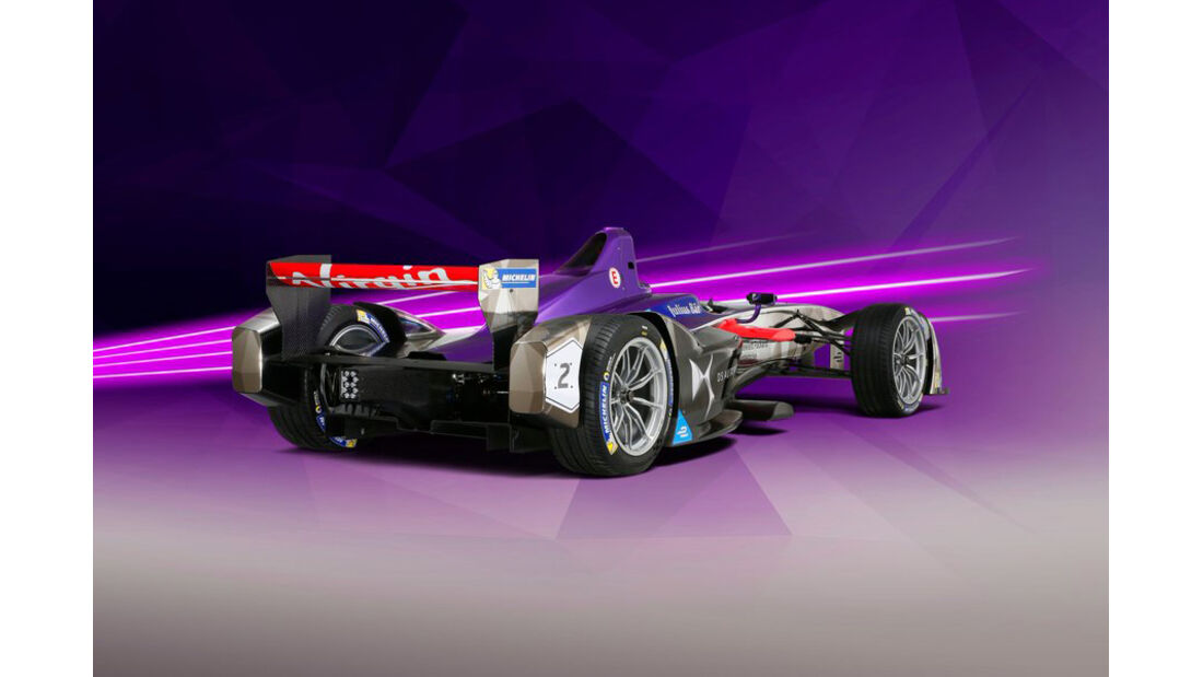DS Virgin Racing - Formel E - 2016