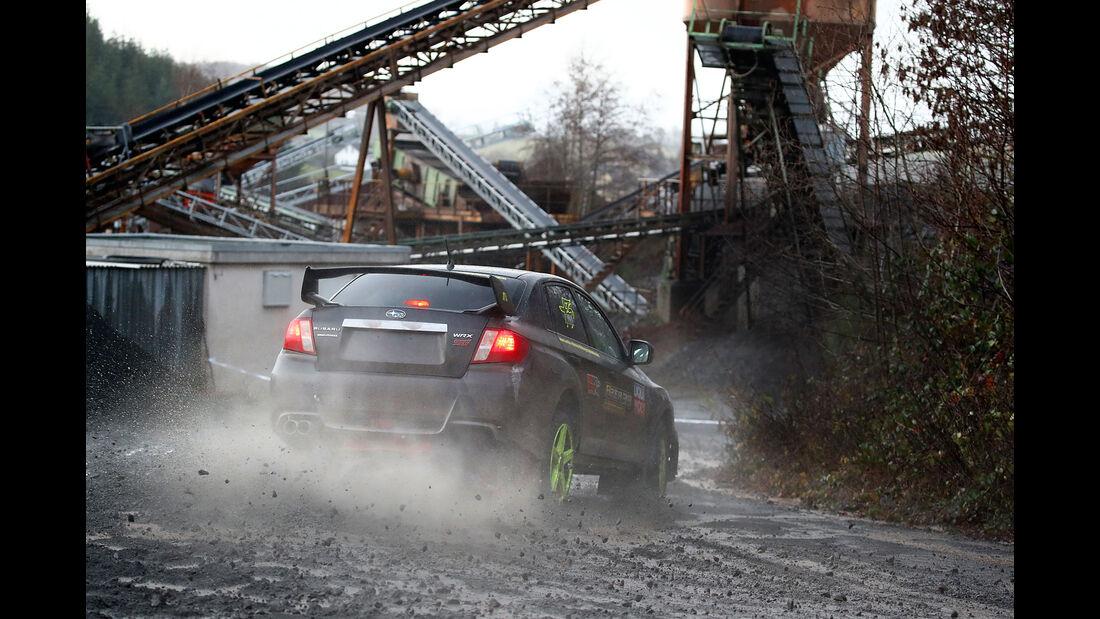 DSK - Rallyetraining