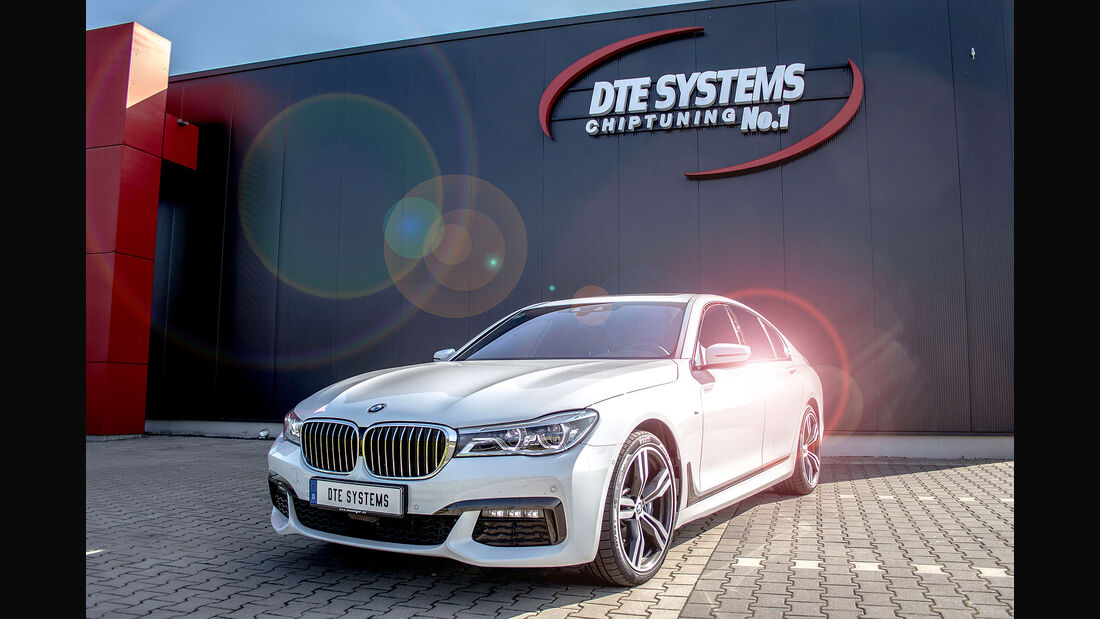 DTE Systems BMW 750d