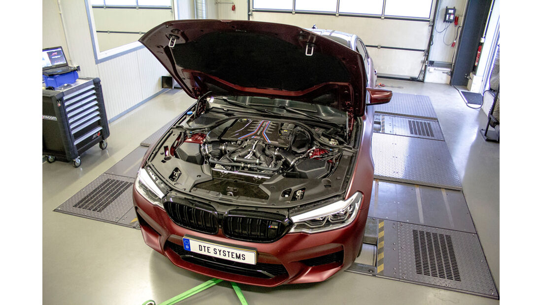 DTE Systems BMW M5