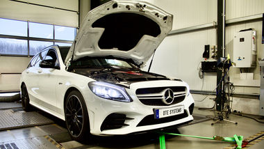 DTE Systems Mercedes-Benz C 43 AMG