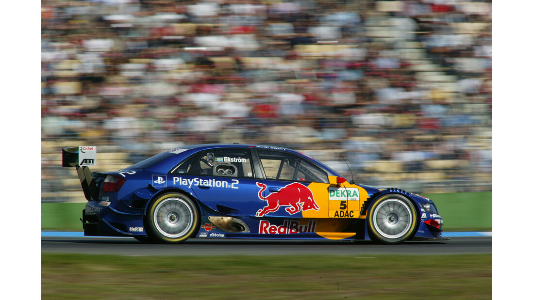 DTM 2004 Audi Ekström