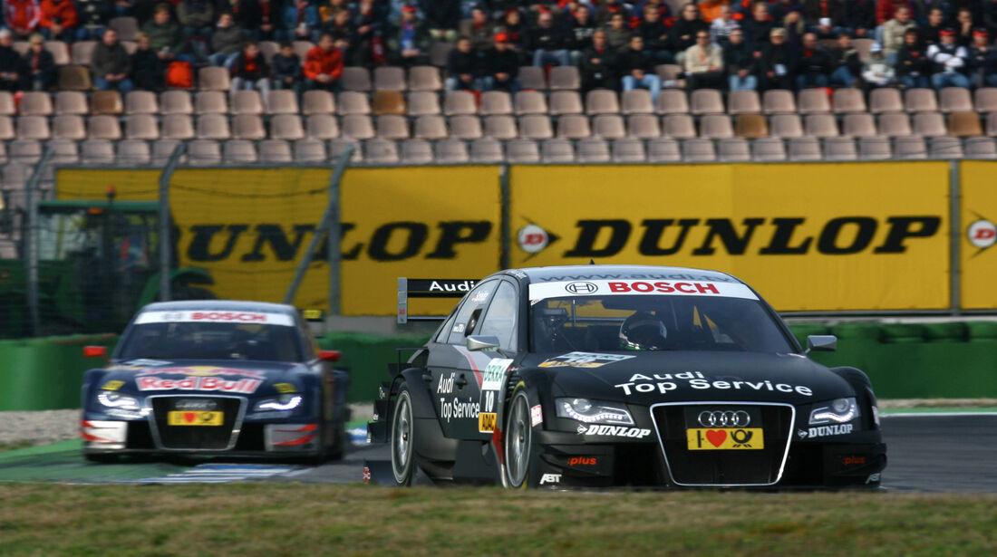 DTM 2008 Abt Audi Scheider