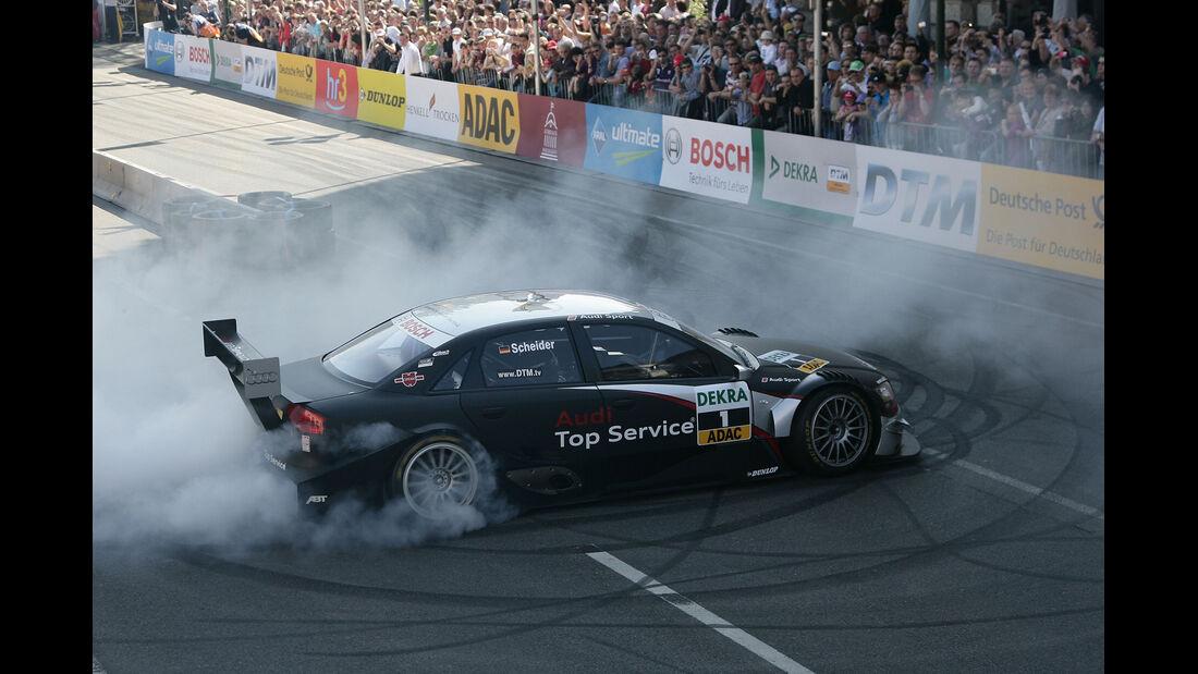 DTM 2009 Abt Audi Scheider