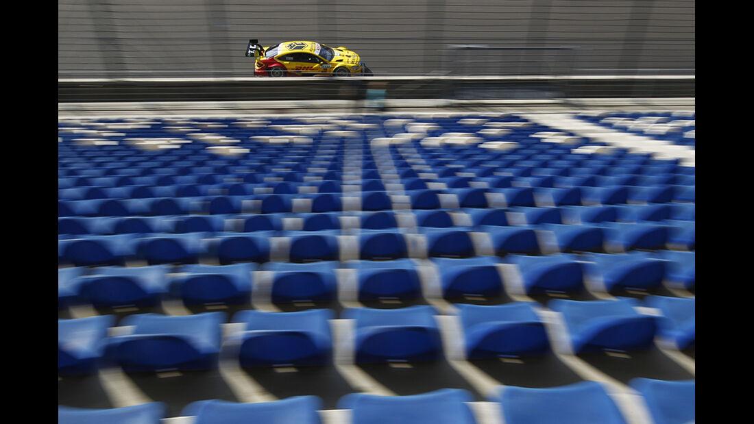DTM 2012 Lausitzring Qualifying, David Coulthard