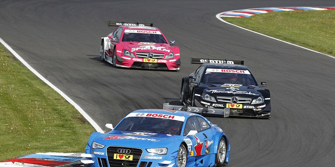 DTM 2012 Lausitzring Qualifying, Filipe Albuquerque