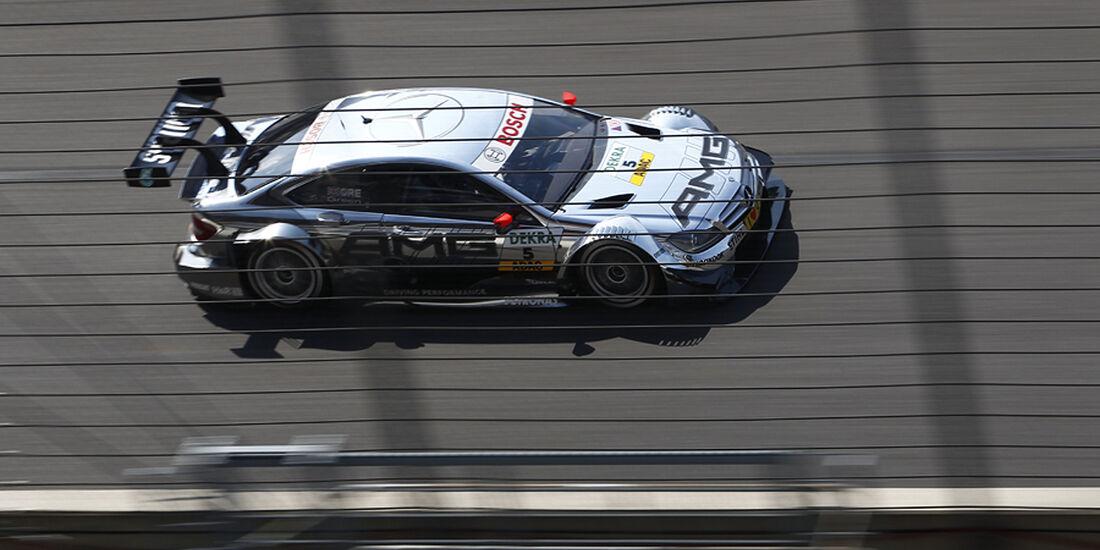 DTM 2012 Lausitzring Qualifying, Jamie Green