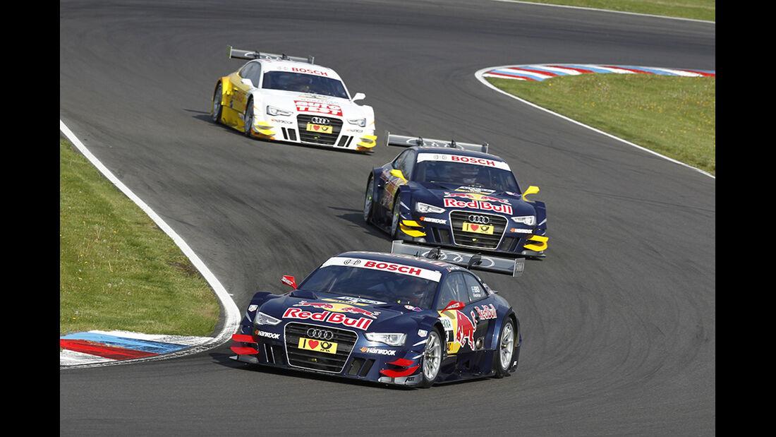 DTM 2012 Lausitzring Qualifying, Mattias Ekström