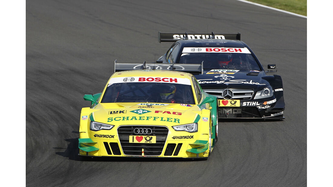 DTM 2012 Lausitzring Qualifying, Mike Rockenfeller