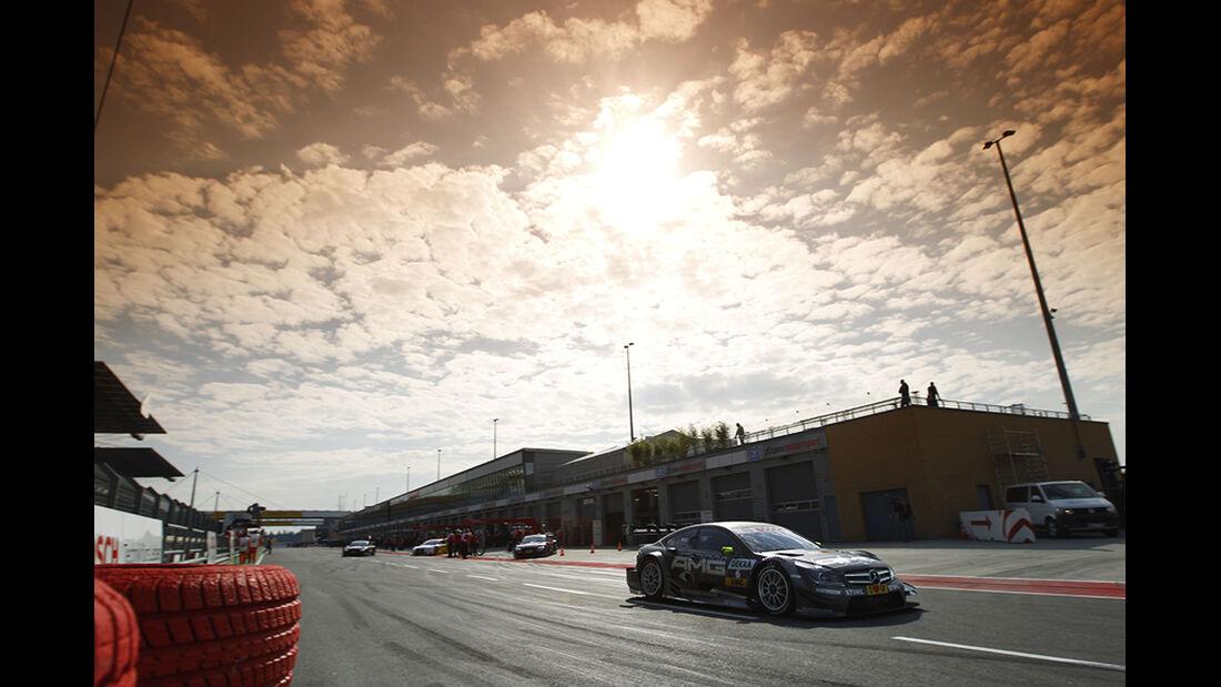 DTM 2012 Lausitzring Qualifying, Ralf Schumacher