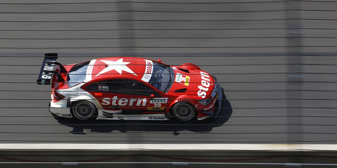 DTM 2012 Lausitzring Qualifying, Robert Wickens
