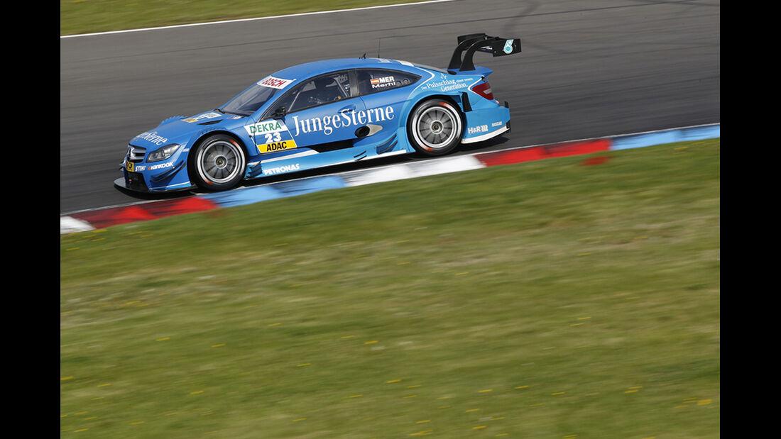 DTM 2012 Lausitzring Qualifying, Roberto Merhi