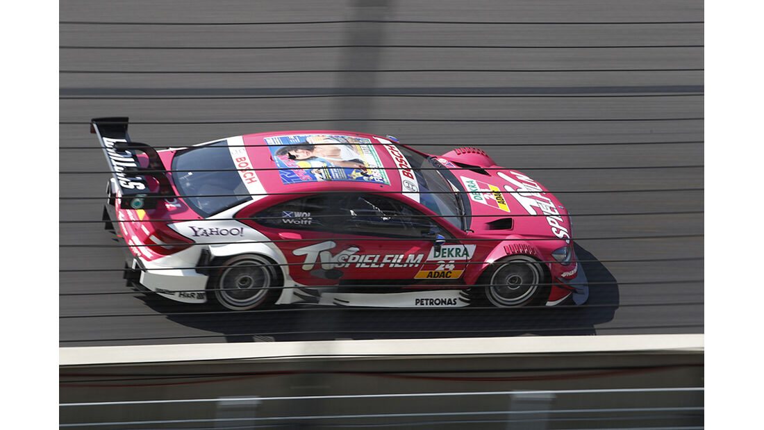 DTM 2012 Lausitzring Qualifying, Susie Wolff