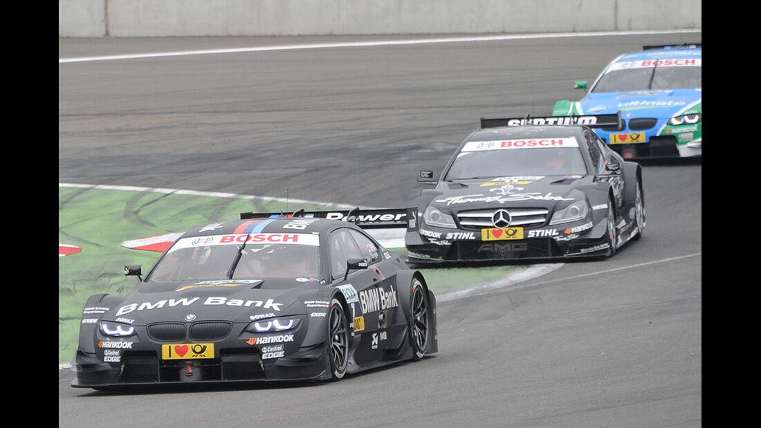 DTM 2012 Lausitzring Rennen,