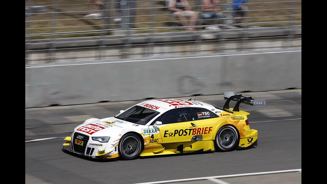 DTM 2012 Norisring, Scheider