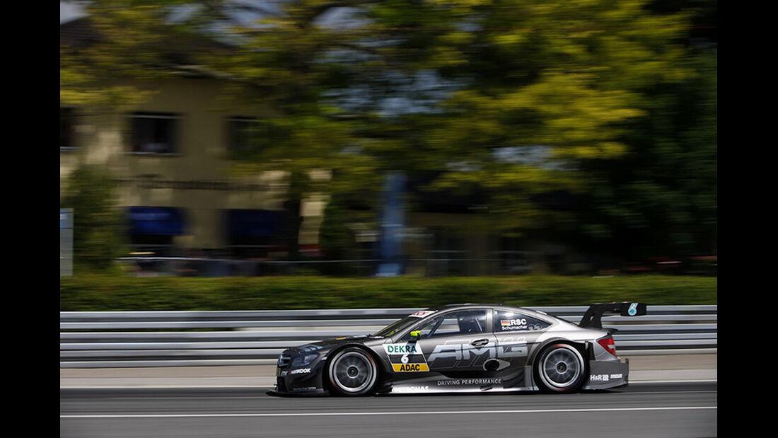 DTM 2012 Norisring, Schumacher