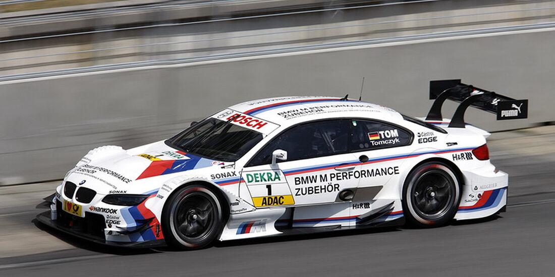 DTM 2012 Norisring, Tomczyk