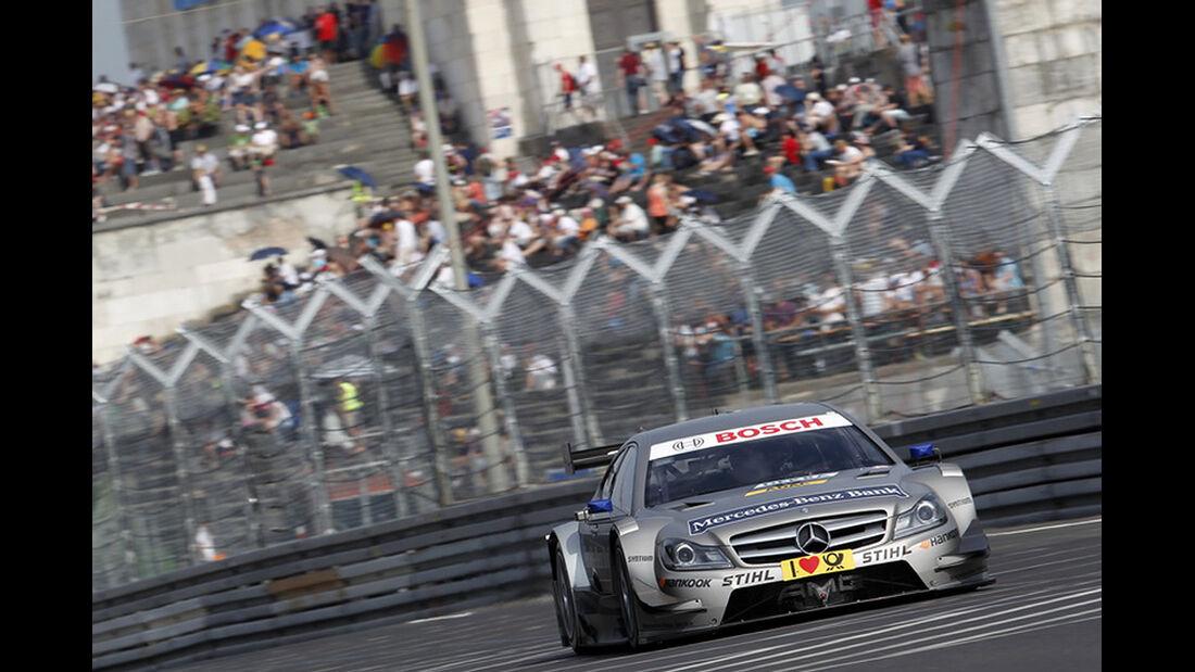 DTM 2012 Norisring, Vietoris