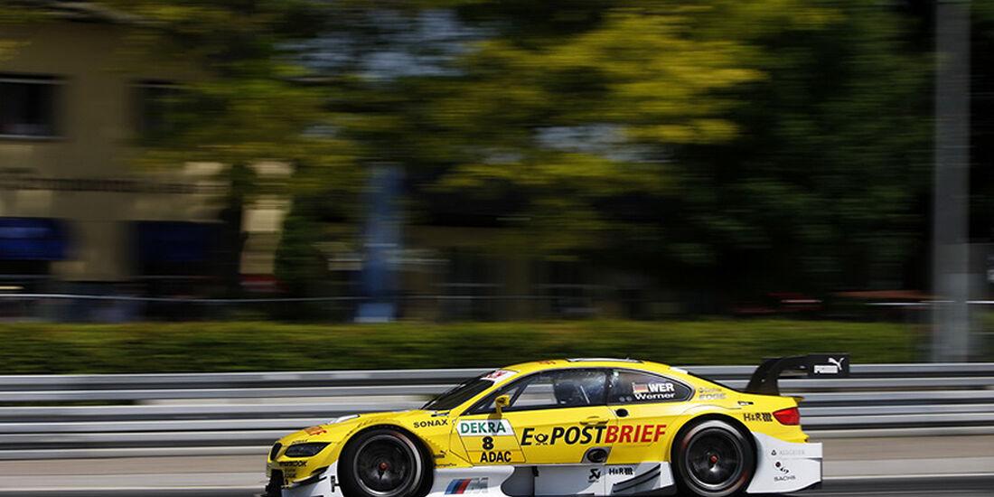 DTM 2012 Norisring, Werner