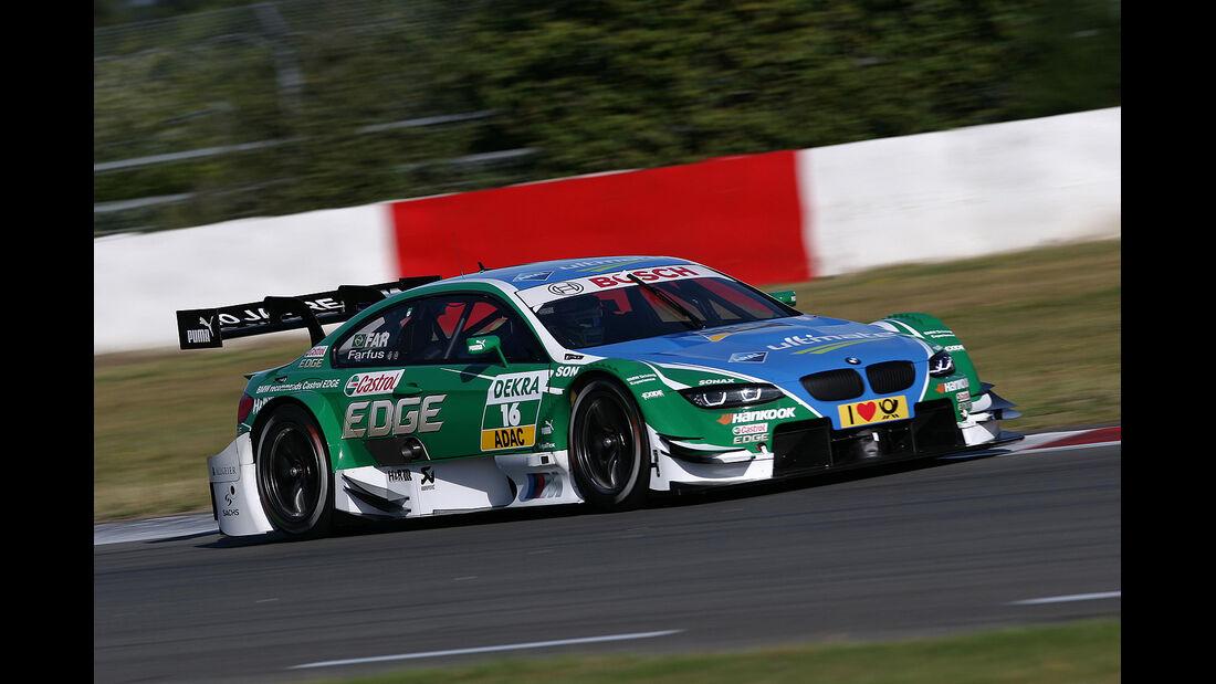 DTM 2012 Nürburgring, Qualifying, Augusto Farfus