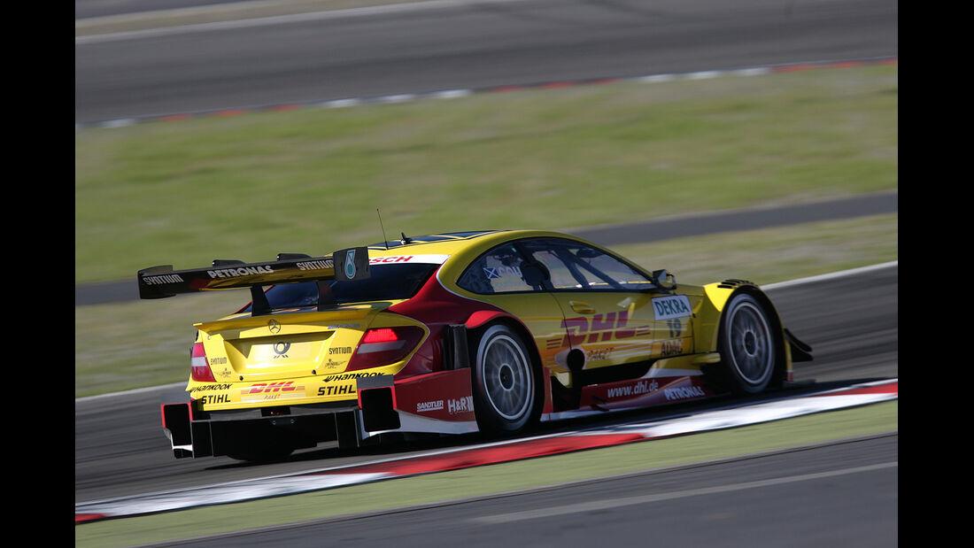 DTM 2012 Nürburgring, Qualifying, David Coulthard