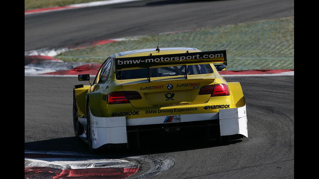 DTM 2012 Nürburgring, Qualifying, Dirk Werner