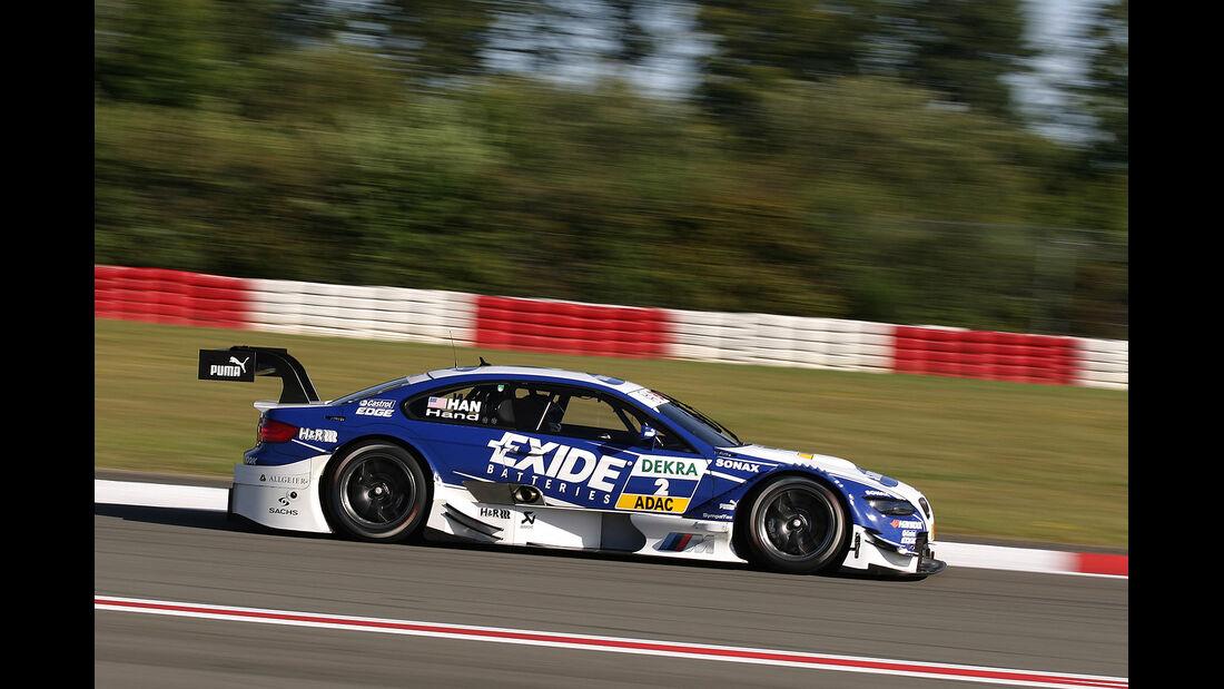 DTM 2012 Nürburgring, Qualifying, Joey Hand