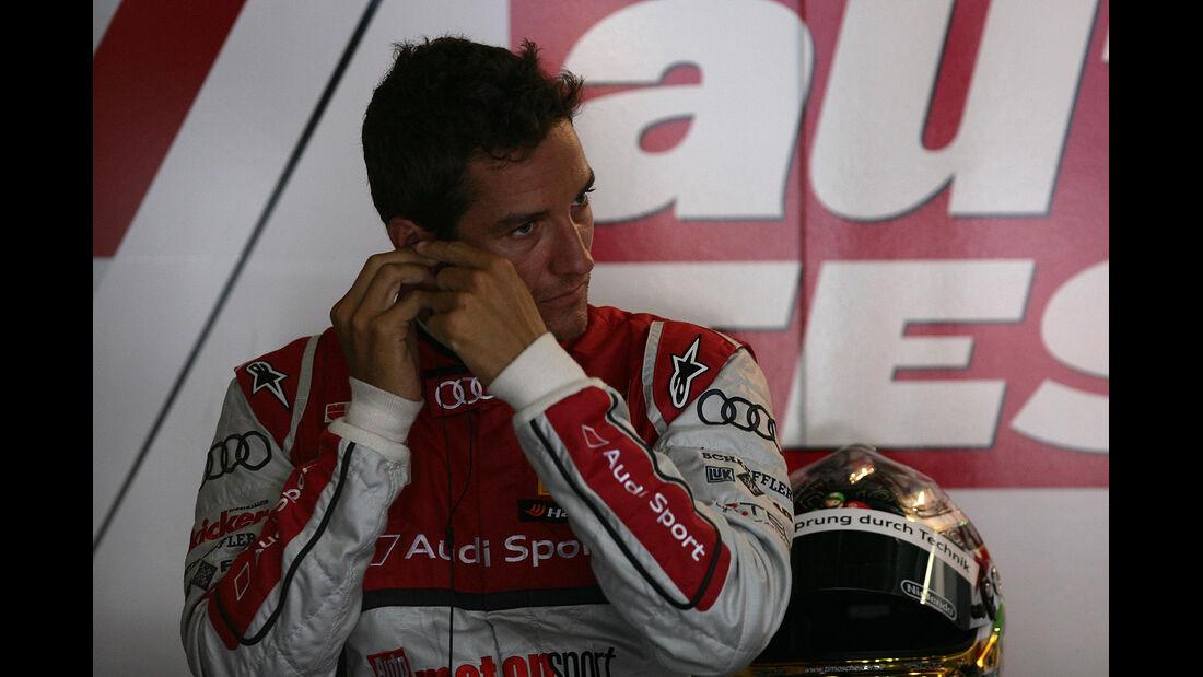 DTM 2012 Nürburgring, Qualifying, Timo Scheider