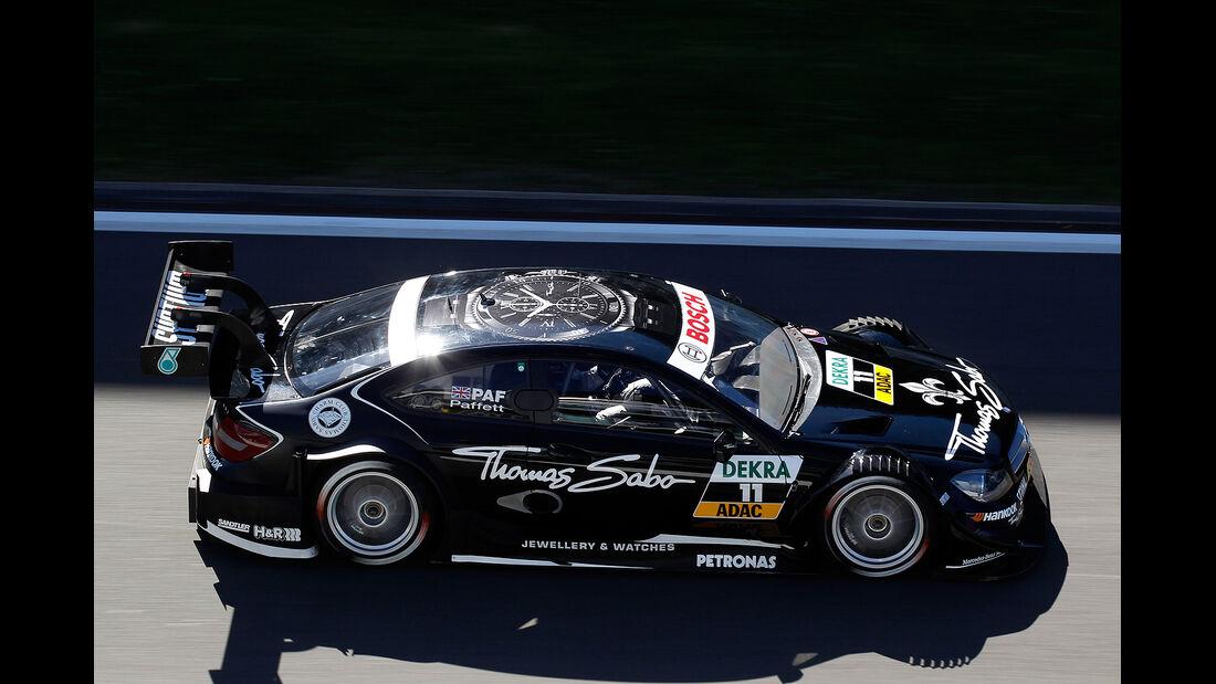 DTM 2012 Nürburgring, Rennen, Gary Paffett