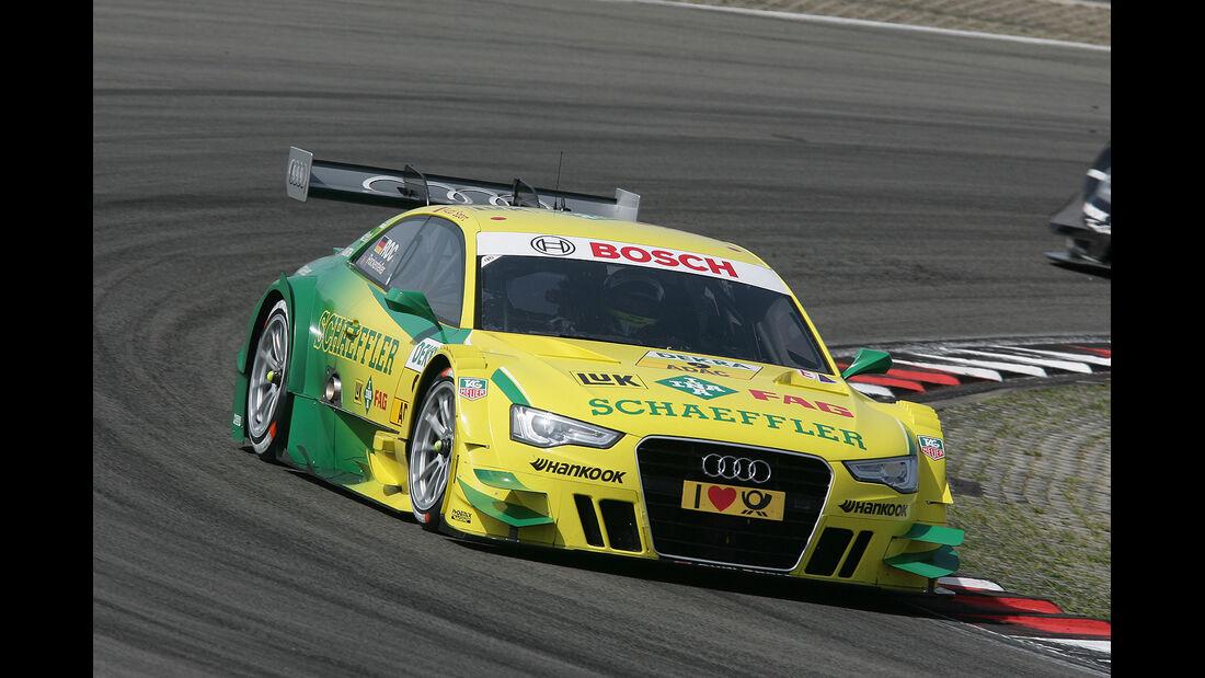 DTM 2012 Nürburgring, Rennen, Mike Rockenfeller