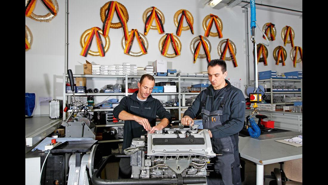 DTM 2012: Technik - Mercedes C-Coupé