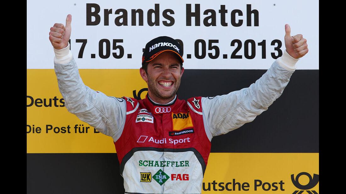 DTM  2013 Brands Hatch