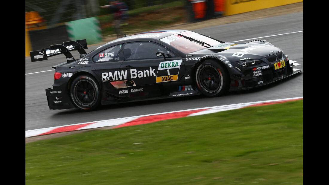 DTM  2013 Brands Hatch Qualifying Bruno Spengler