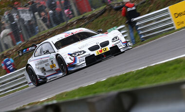 DTM  2013 Brands Hatch Qualifying Martin Tomczyk