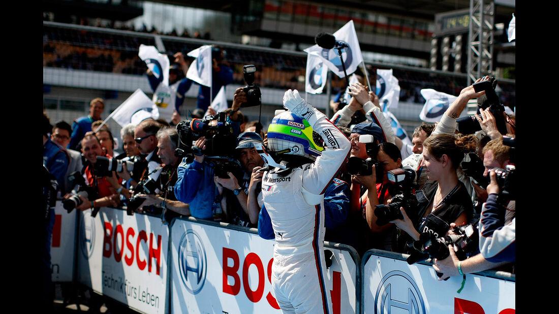 DTM 2013 Hockenheim 1, Rennen, Farfus