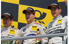 DTM 2013 Hockenheim 1, Rennen, Farfus, Werner, Vietoris