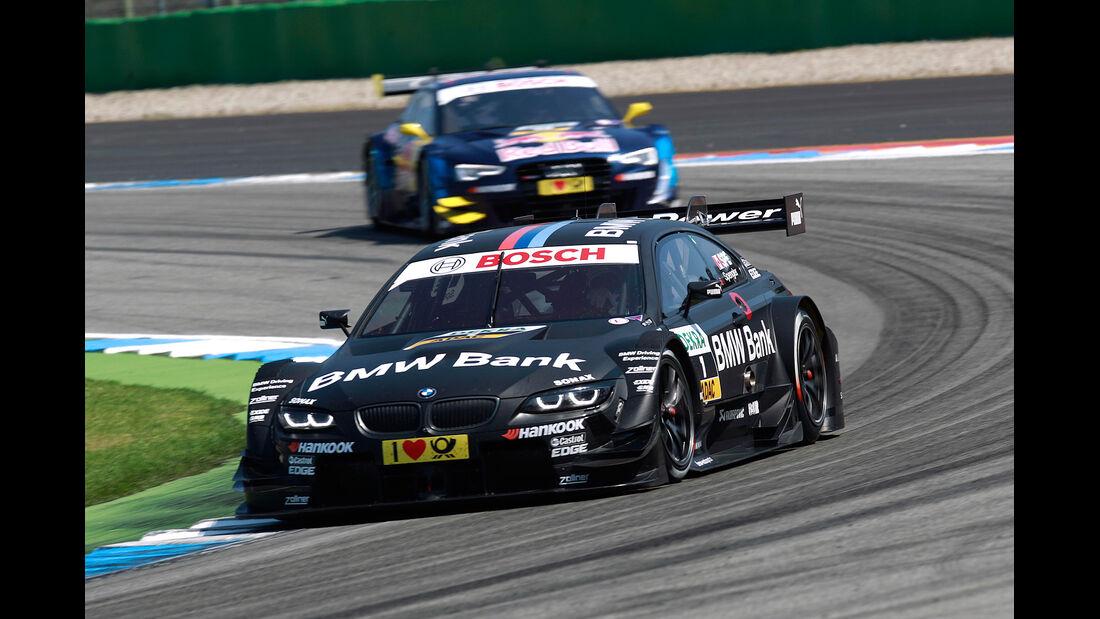 DTM 2013 Hockenheim 1, Rennen, Spengler